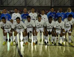 O time de Palmas, Falcão 12, foi campeão da Sério Ouro de 2012 (Foto: Divulgação/FTFS)