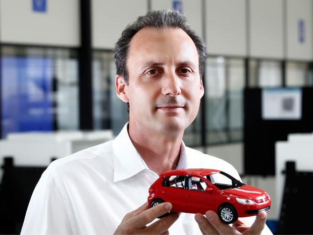 Por mais qualidade, montadora aposta na produção de miniaturas (Foto: Divulgação Volkswagen)
