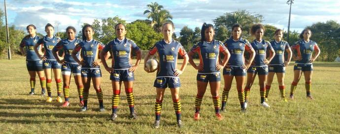 Delta Rugby - Super Sevens (Foto: Carlos Marvel/Divulgação)