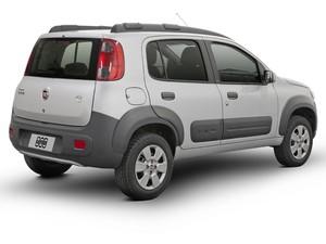 Fiat Uno Way 2013 (Foto: Divulgação)