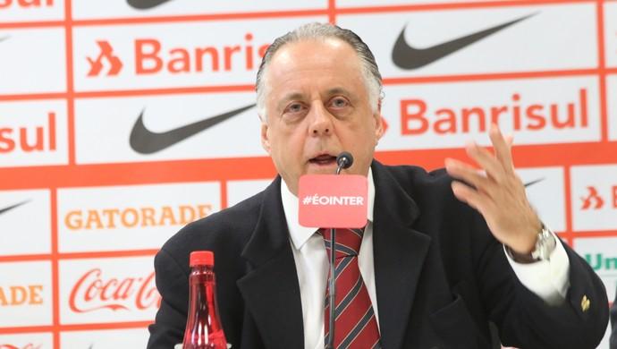 Fernando Carvalho Inter (Foto: Tomás Hammes/GloboEsporte.com)