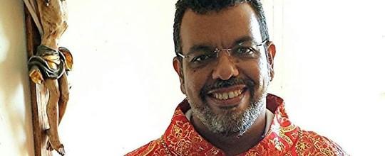 Devoto fala sobre a inspiração em São João Batista (Eduardo Henrique/Arquivo Pessoal)