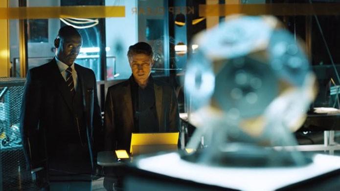 Aidan Gillen e Lance Riddick também fazem parte do elenco (Foto: Divulgação/Microsoft)