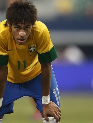 neymar méxico x brasil (Foto: Mowa Press)