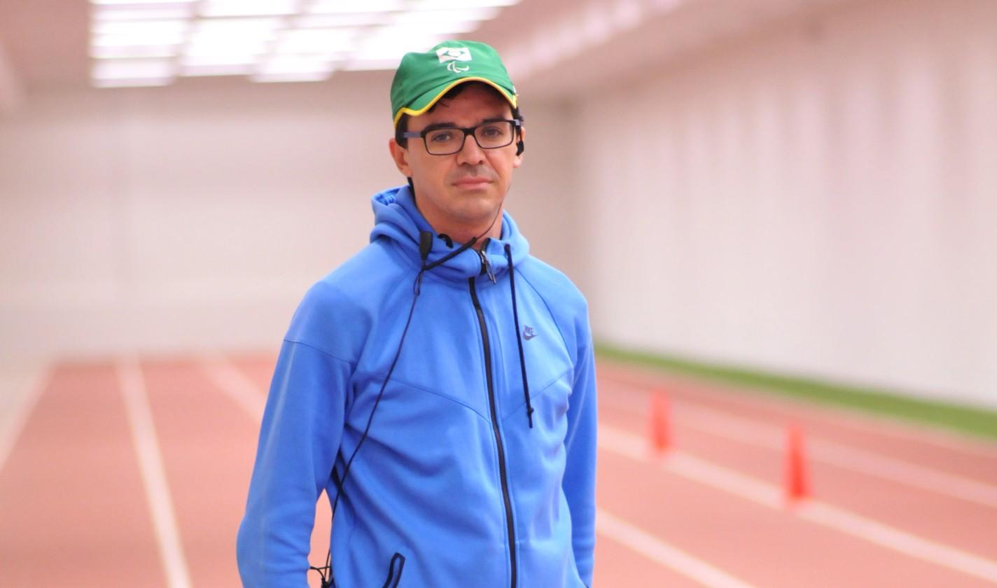 """""""Próteses mais baratas aproximam mais pessoas do esporte"""", diz Ciro Winckler, do CPB  (Foto: Guto Gonçalves/Estúdio13)"""