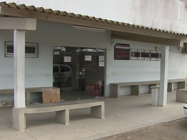 IML de Caruaru (Foto: Reprodução/TV Asa Branca)