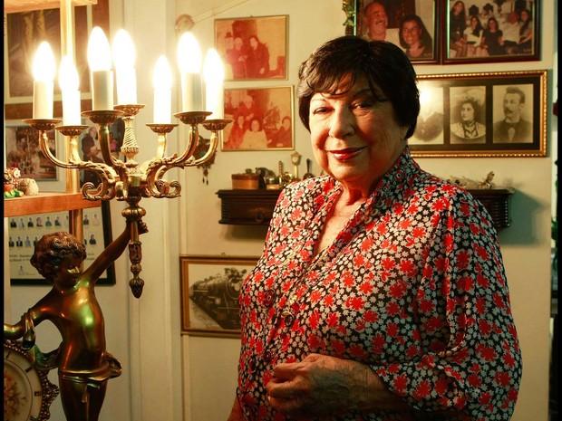 Inezita Barroso (Foto: Arquivo / G1 / Valéria Gonçalvez / Estadão Conteúdo)