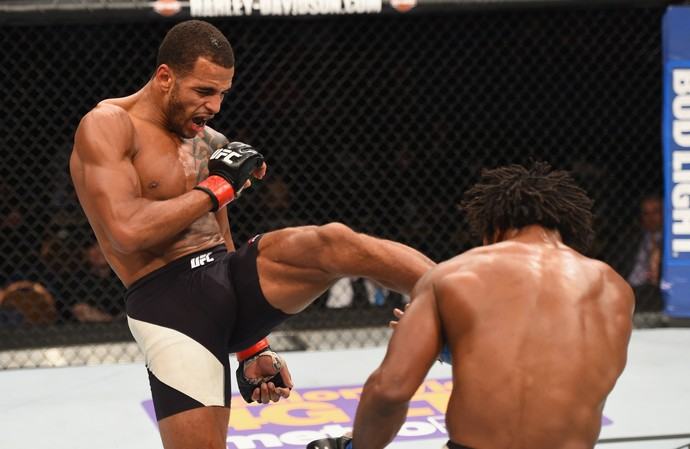 Danny Roberts, Dominique Steele, UFC 197, MMA (Foto: Getty Images)