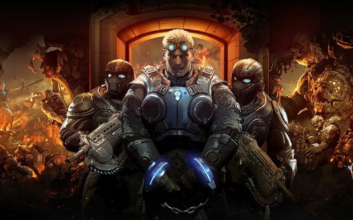 Gears of War: Judgment (Foto: Divulgação)