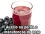 Conheça os benefícios do suco de uva 100%