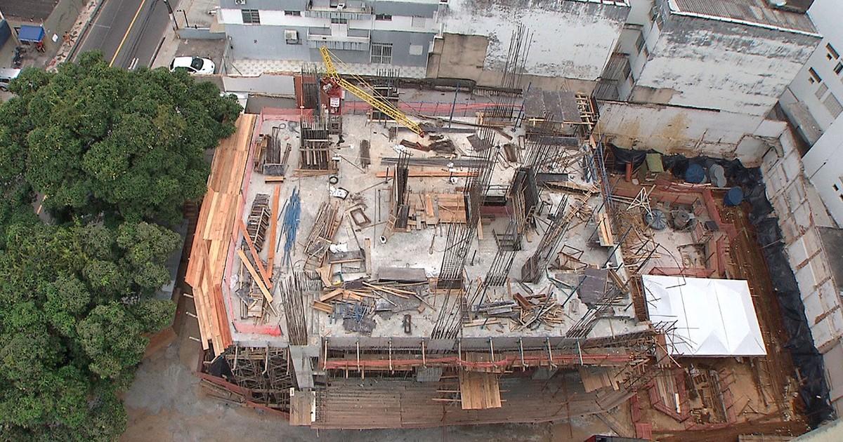 Resultado de imagem para Justiça determina paralisação de obra do prédio em que Geddel tem imóvel