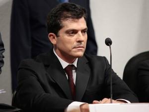 Em foto de 2012, Fernando Cavendish é ouvido na Câmara dos Deputados (Foto: Antonio Augusto/Câmara dos Deputados)