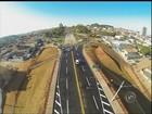 Principal acesso da Raposo Tavares a cidade em SP é reaberto; vídeo aéreo