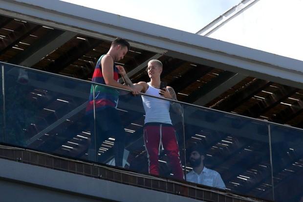 Justin Bieber (Foto: André Freitas/AgNews)