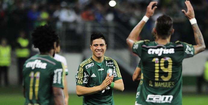 Palmeiras x Chapecoense Cristaldo (Foto: Marcos Ribolli)