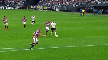 Melhores momentos: Corinthians 1 x 1 São Paulo pela 15ª rodada do Brasileirão 2016