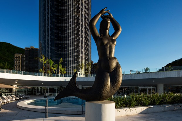 Gran Meliá Nacional resgata o glamour de Oscar Niemeyer (Foto: Divulgação)