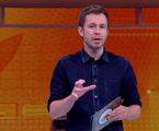 Tiago Leifert no 'Big Brother Brasil' | Reprodução