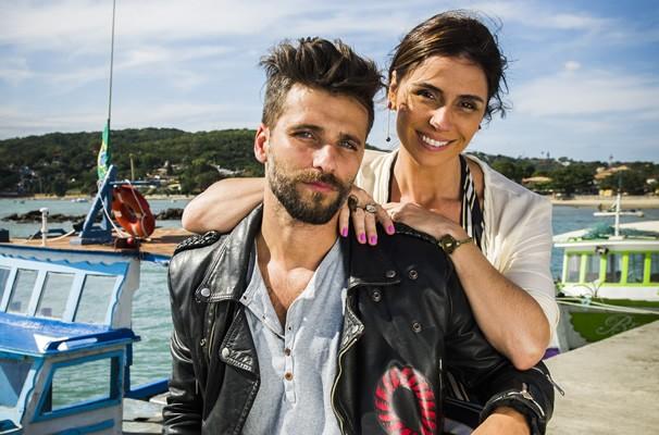 Dia 29 de agosto estreia a novela Sol Nascente, na TV Anhanguera. (Foto: Divulgação)