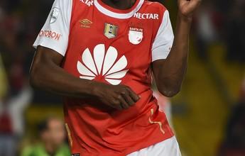Palmeiras acerta contratação do zagueiro Yerry Mina, do Santa Fe