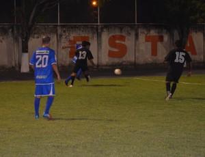 O São Raimundo venceu o Rio Negro por uma goleada de 8 a 1 (Foto: Tércio Neto/GloboEsporte.com)