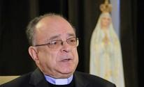 'Acolher gays não muda valores da Igreja', diz Dom Raymundo (Carlos Santos/G1)