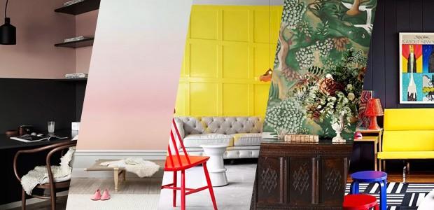 Ideias para decorar as paredes de casa (Foto: Casa Vogue)