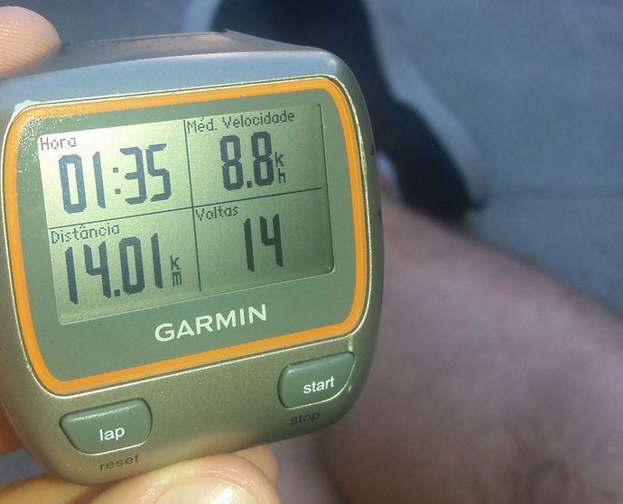 BLOG: 14 Km