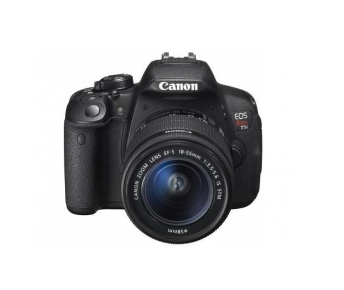 Câmera T5i ajuda fotógrafos amadores a ter mais qualidade (Foto: Divulgação)