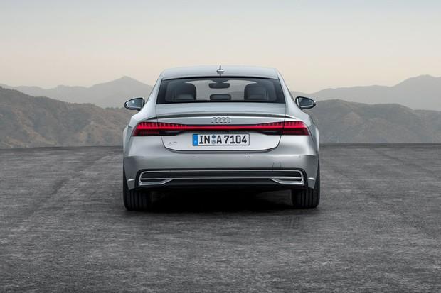 Novo Audi A7 Sportback  (Foto: Divulgação )