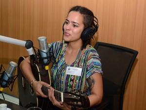 Karola Nunes (Foto: Ronaldo Mazza/ALMT)