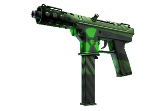 Pistola Tec-9 (Foto: Divulgação)