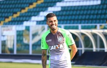 Curtinha: com nome no BID, Diego Torres pode estrear no Figueirense