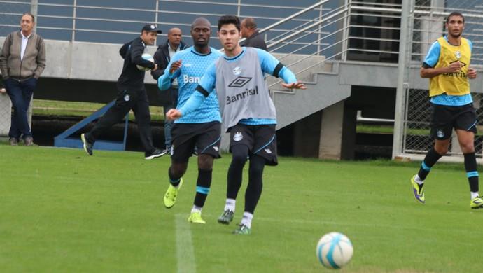 Rondinelly Grêmio (Foto: Eduardo Moura/GloboEsporte.com)
