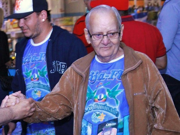 Ary Rodrigues, presidente do Conselho da Beija-Flor de Nilópolis (Foto: Irapuã Jeferson/ Divulgação)