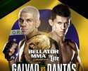Bellator remarca luta entre Marcos Loro e Dudu Dantas para 17 de junho