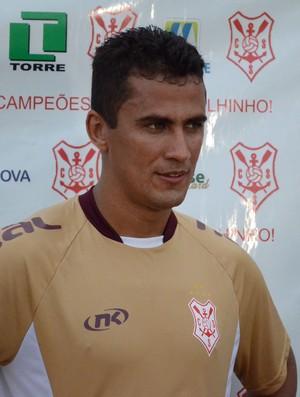 Emerson diz que time buscará classificação antecipada (Foto: Felipe Martins)