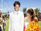 Casal que se conheceu em 'Hipertensão' se casa em Pernambuco