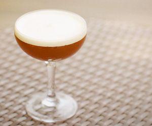 Drinque 'Expresso Martíni': bebida com vodca e café