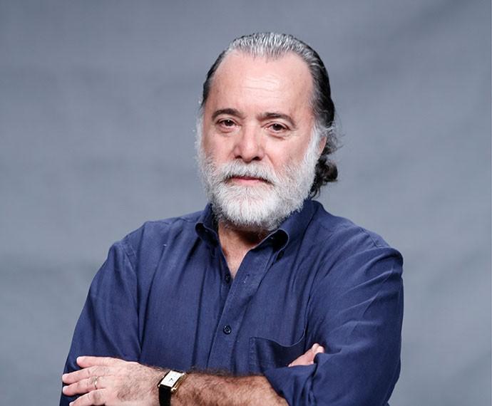 Tony Ramos será Zé Maria em A Regra do Jogo  (Foto: Ellen Soares/TV Globo)