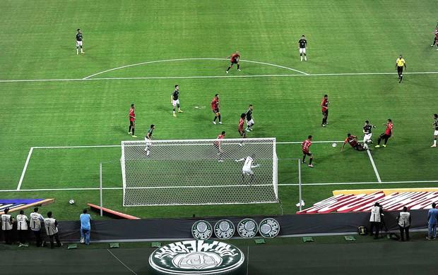 Palmeiras X Sport - Arena Palmeiras (Foto: Marcos Ribolli)