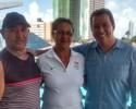 Familiares dos atletas paraibanos na Rio 2016 se reúnem em João Pessoa