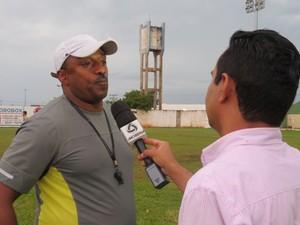 Edu Miranda, novo técnico do Misto para a temporada 2014 (Foto: Divulgação/Misto)