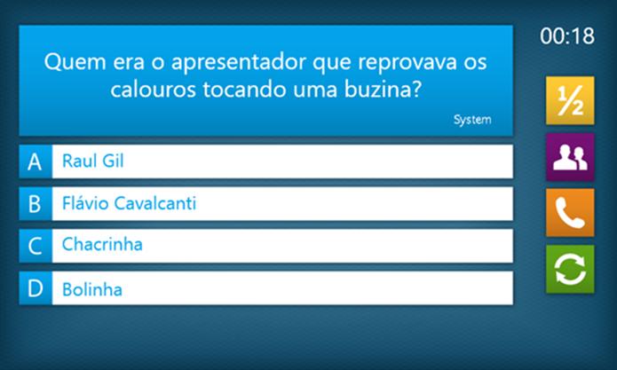 Quiz8 é um divertido jogo de perguntas e respostas para Windows Phone (Foto: Divulgação/Windows Phone Store)