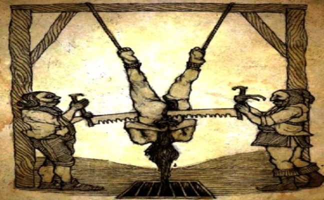 Tortura (Foto: Arquivo Google)
