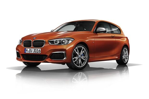 Novo BMW M140i (Foto: Divulgação)