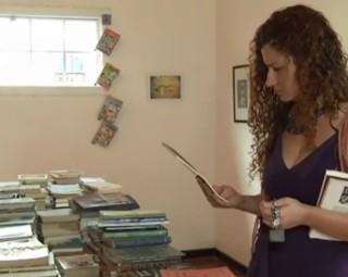 6ª Flivima – Feira do Livro de Visconde de Mauá acontece até o dia 31 (Foto: Reprodução/ TV Rio Sul)