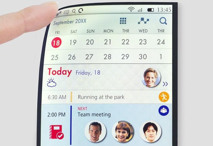 Tecnologia da Japan Display pode aparecer em futuros iPhones, segundo o The Wall Street Journal (Foto: Divulgação/Japan Display)