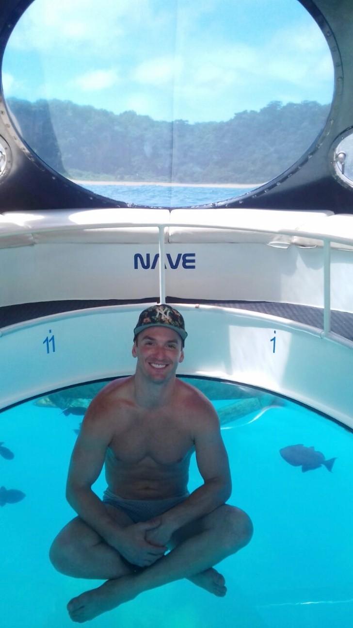 Diego Hypólito na Nave
