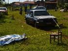 Três suspeitos de matar homem espancado em Itatinga são presos